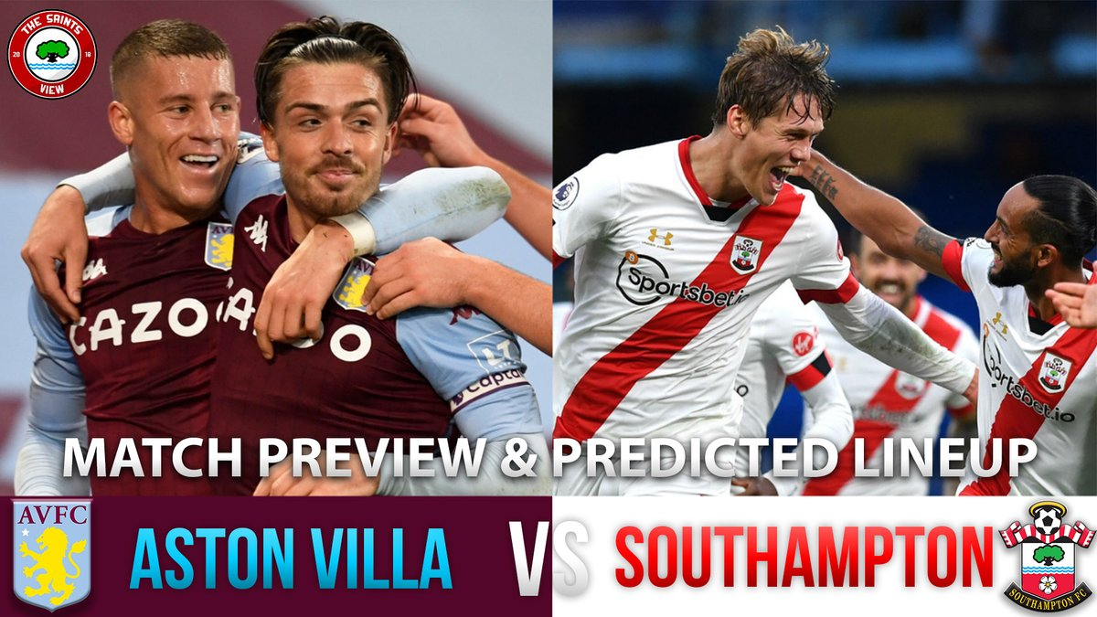🎥 | NEW VIDEO  @danjhargraves looks ahead to #SaintsFC's trip to #AVFC on Sunday as they look to make it 13 points from five games against stronger starting Villa!  👉https://t.co/4NkkWm7Qjn  🦁 FT. oppo. insight from @villaontour_   RTs appreciated as always! 👊 https://t.co/i9nRKXFNp9