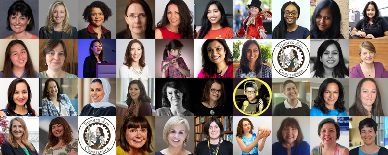 Hi @Raspberry_Pi - would the #WomenInTech you know be interested in fascinating talks on leadership skills, mentoring, sci-comm, careers (up and across) & more? Sign up to the @FindingAda Conference held 9-11 Nov. Tickets are free, donations & RTs welcome https://t.co/Jy8DBdDpkl https://t.co/0IXhv1z2SL