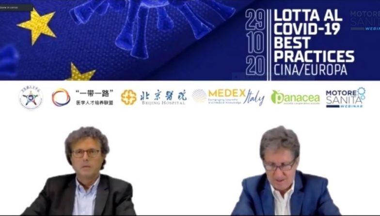 #COVID19 seconda ondata. Un confronto #Italia #Cina in un #webinar di @MOTORESANITA   >>> https://t.co/ILySNQawFu  #vsalute #coronavirus #Bestpractices #Whan #Europa #Covid_19 #sanita #virus #Medicina #online #web #formazione #informazione https://t.co/Kim76OcNcL