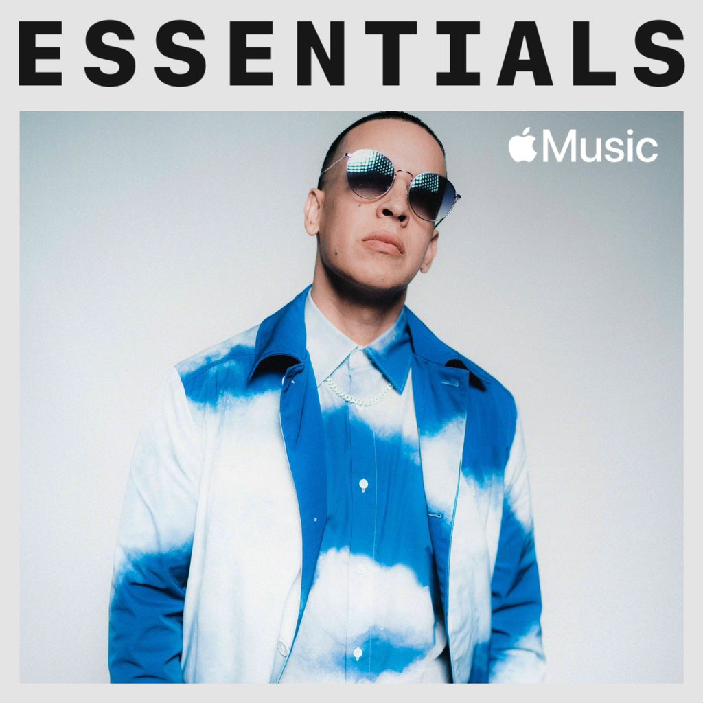 Dale pa' #DaddyYankee Essentials en @AppleMusic