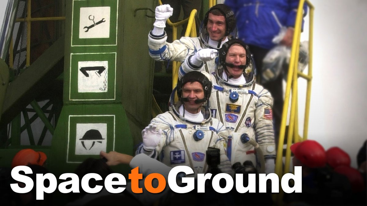 This week we celebrate the 20th Anniversary of the Exp 1 Launch, all the while the science continues on station, as we learn about how the microgravity environment of space affects the human body. #SpaceToGround