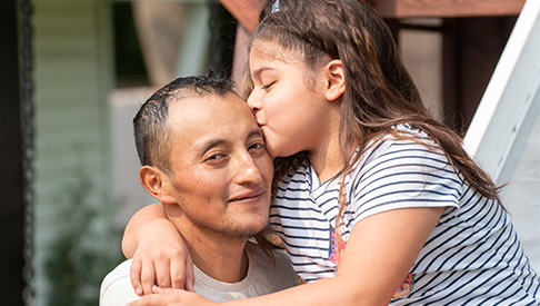 Thank you @NHPCO_news for sharing this story. Read how Care Dimensions was able to help along a father's journey.