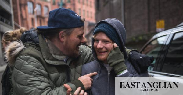 Exclusive memorabilia donated to Suffolk auction by Ed Sheeran's US promoter and video director - East Anglian Daily Times #EdSheeran https://t.co/KRNmYe4izb https://t.co/0vrm0XF3ss