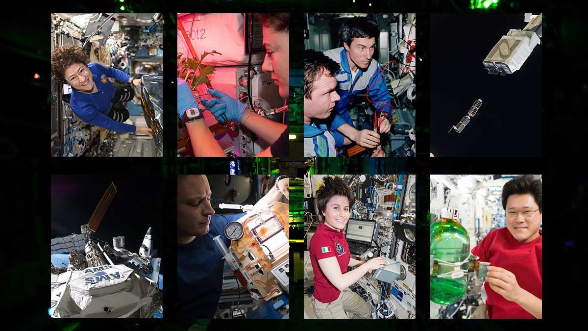 Today marks 20 years since Expedition 1 lifted off to the @Space_Station, starting two decades of living and working in space. Soon, Crew-1 will continue that legacy of microgravity science. Check out scientific breakthroughs we have made over that time: go.nasa.gov/2HQAJYx