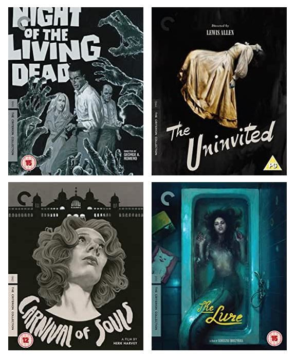 Weve partnered with @Criterion to give you the chance to win a bloodcurdling Halloween Blu-ray bundle - just like and retweet this tweet to be in with the chance of winning! 👻 ☠️