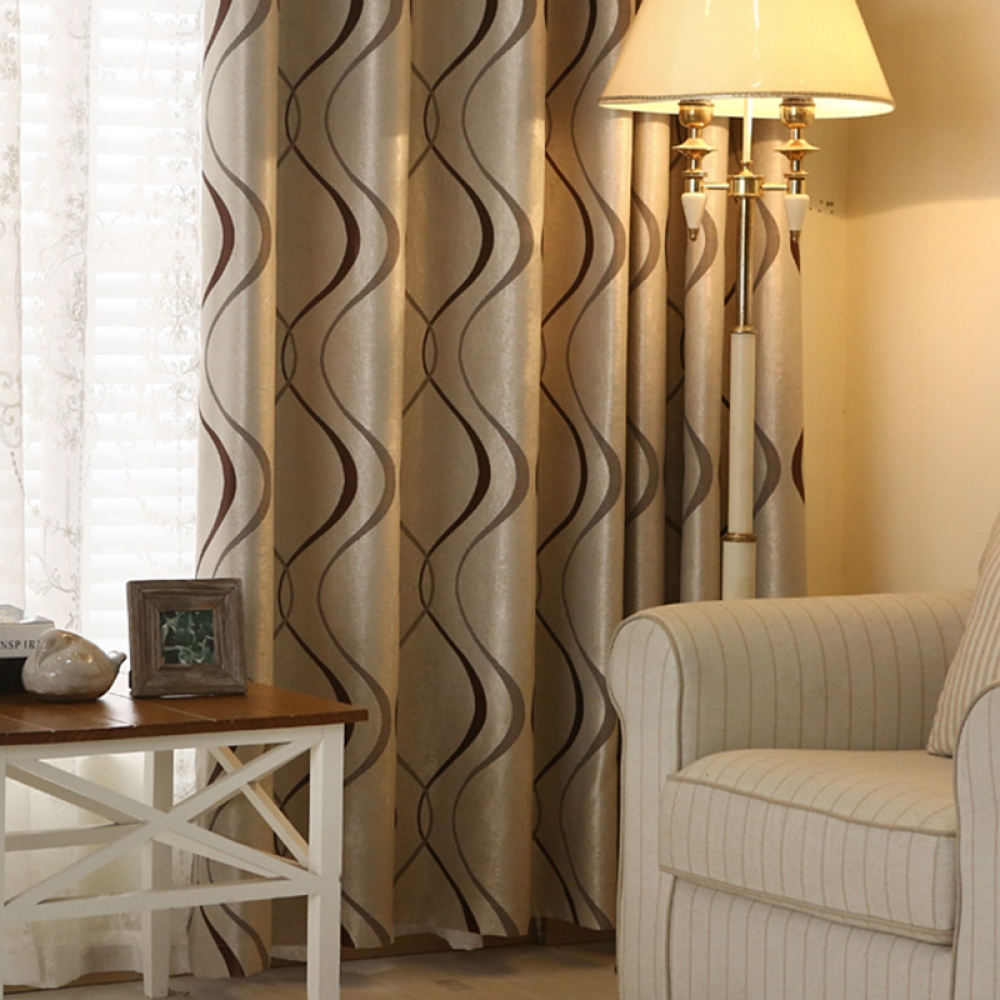 Luxury Striped Curtains for Bedroom #house #inredning https://t.co/ffEPrp82j2 https://t.co/HOM1pJbORm