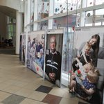 Image for the Tweet beginning: Our fantastic photo exhibition showcasing