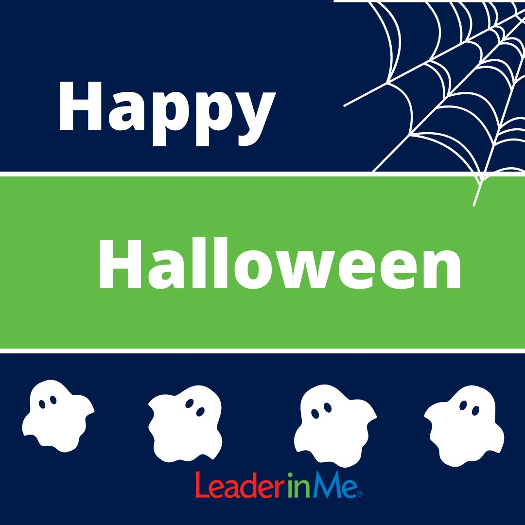 Wishing you a safe and stomachache-free Halloween weekend! #halloween #leaderinme #lim 🍭 🎃 👻