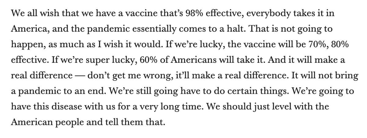 Words from @ashishkjha that every American should read. https://t.co/lfvJs6W1mT https://t.co/KSQYS6fBSr