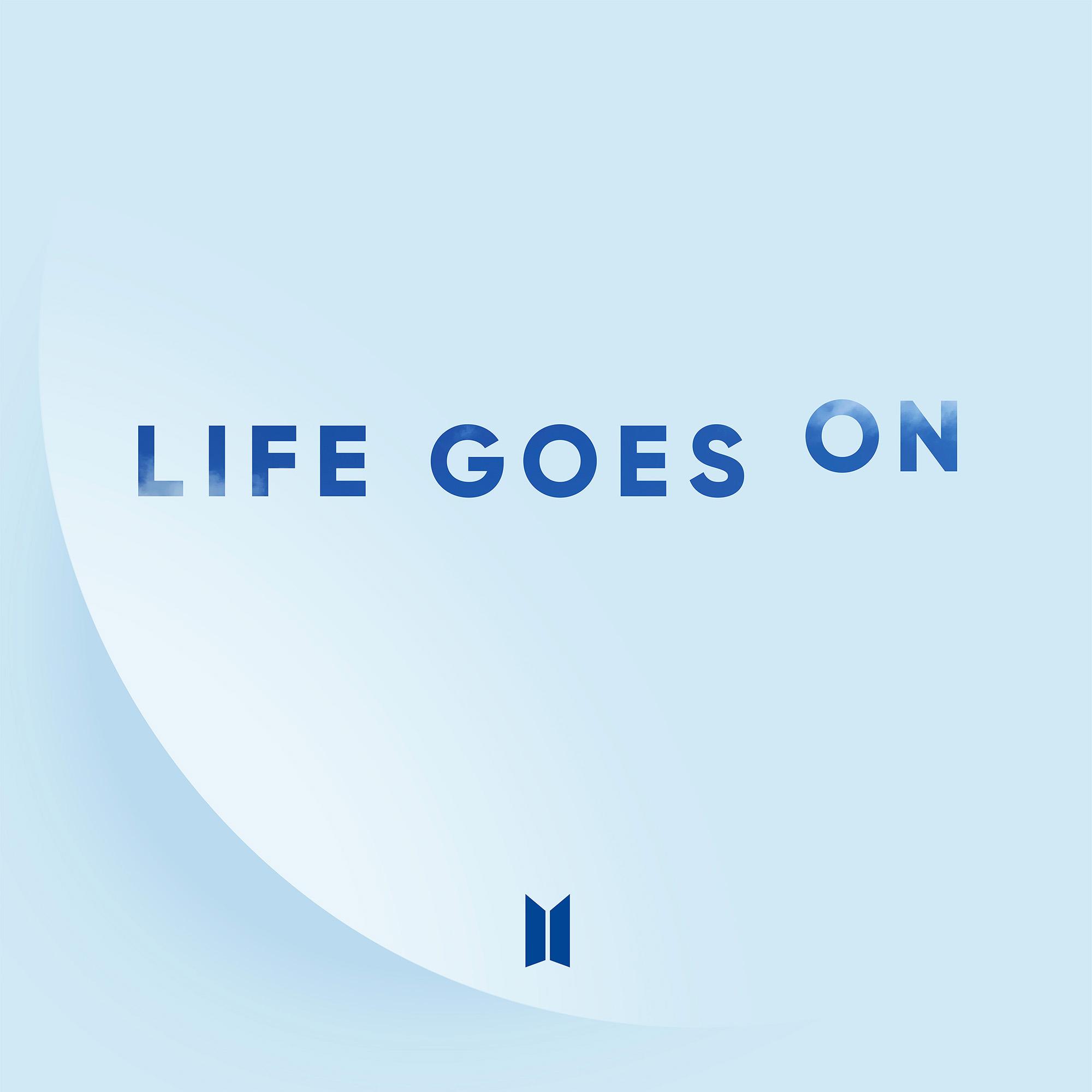 LIFE GOES ON BTS Namjoon