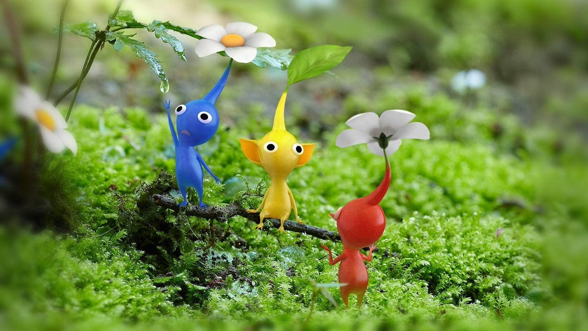 Best Pikmin Wallpapers for the Perfect Desktop Background twinfinite.net/2020/10/best-p…
