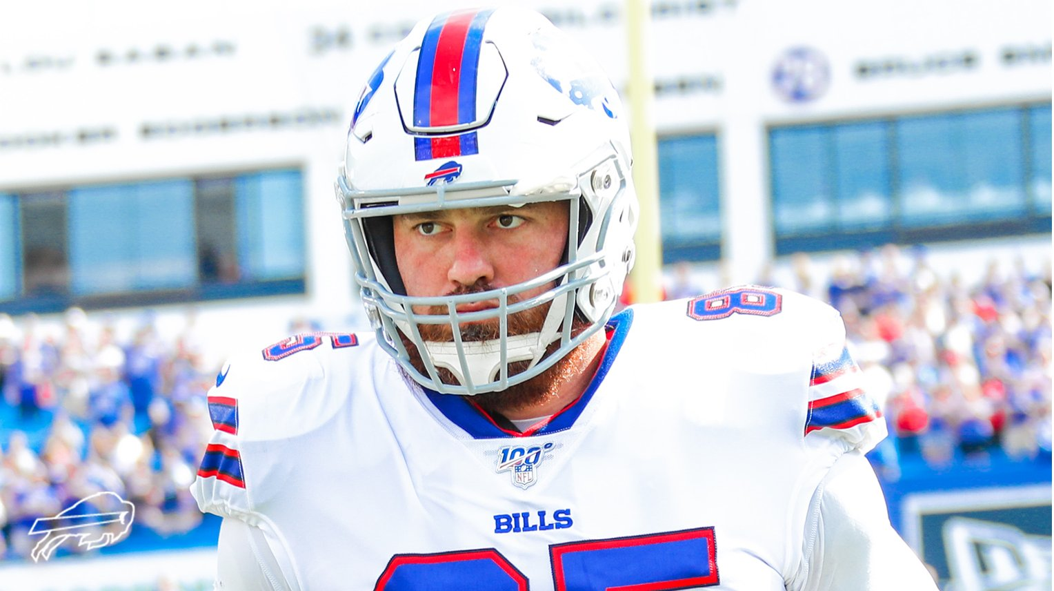 Bills activate TE Lee Smith from Reserve/COVID-19 list