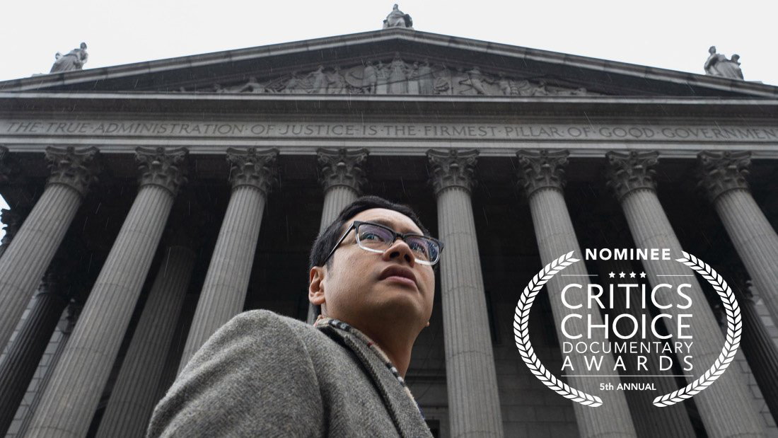 Nominated for @CriticsChoice Awards for Best Documentary Feature and Best Editing, @TheFightMovie follows the legal battles of lawyers for the @ACLU during the Trump administration.  Directors: @elysesteinberg, Eli Despres, Josh Kriegman  Now on Hulu! -