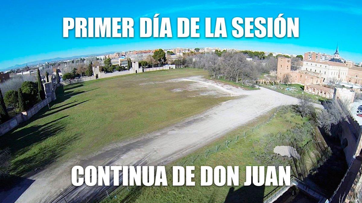 Hoy estamos un pasito más cerca de ver al Ayuntamiento de Alcalá en Tik Tok 😜 #AlcalaDeHenares @AytoAlcalaH  Por cierto, gran iniciativa la de #DonJuanSesionContinua 👏👏