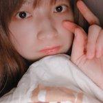 Image for the Tweet beginning: 天使と違って、しろには睡眠が必要だ(●´ω`●)  おやすみ!