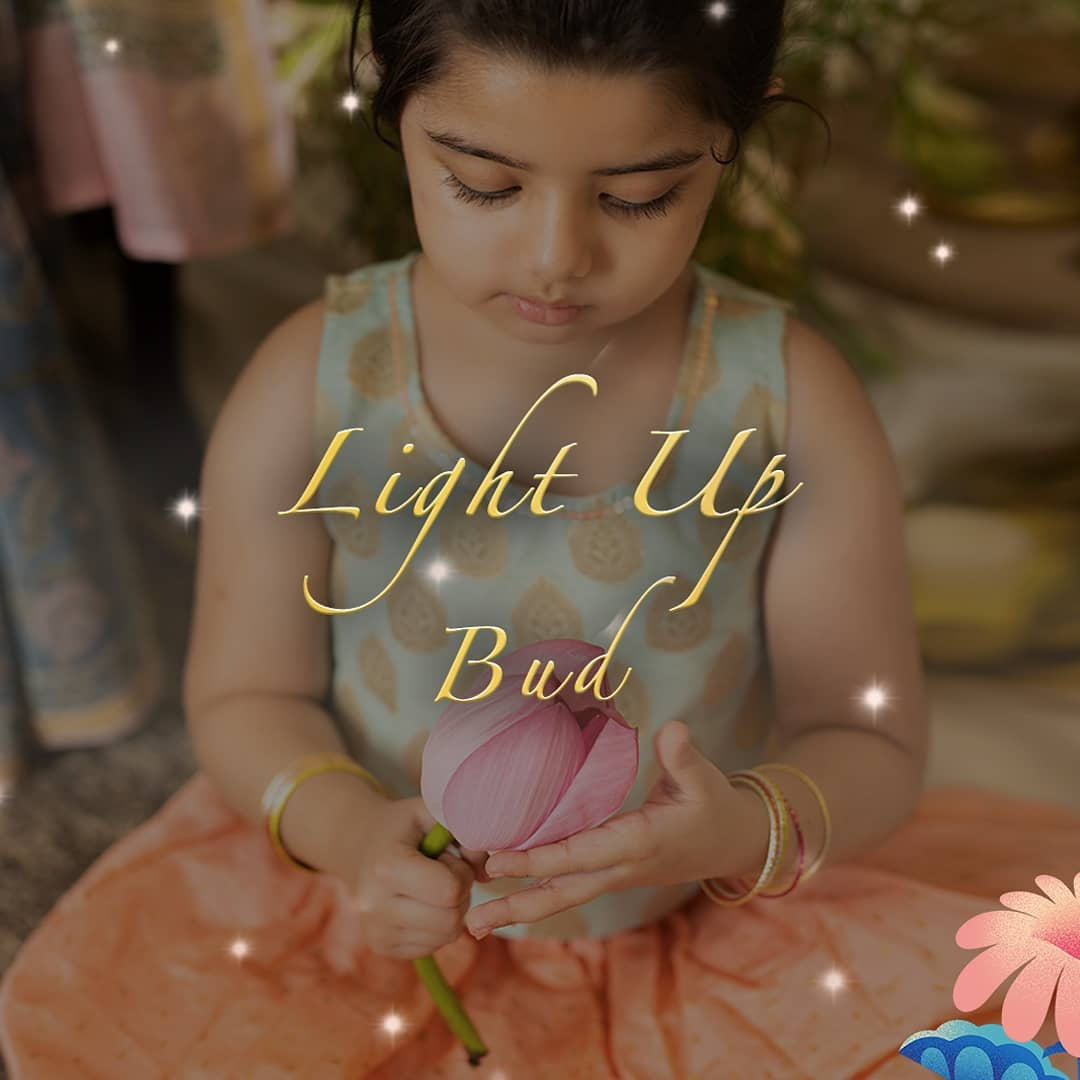 Hey bud light up! It's time to light up rows of lamps for the much awaited time of the year is finally here! #MAATÉ's festive gifting range for babies launches tomorrow. Stay tuned!