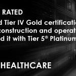 Image for the Tweet beginning: Switch's Tier 5® Platinum data