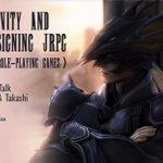 Image for the Tweet beginning: TOKITA Takashi, computer #game creator