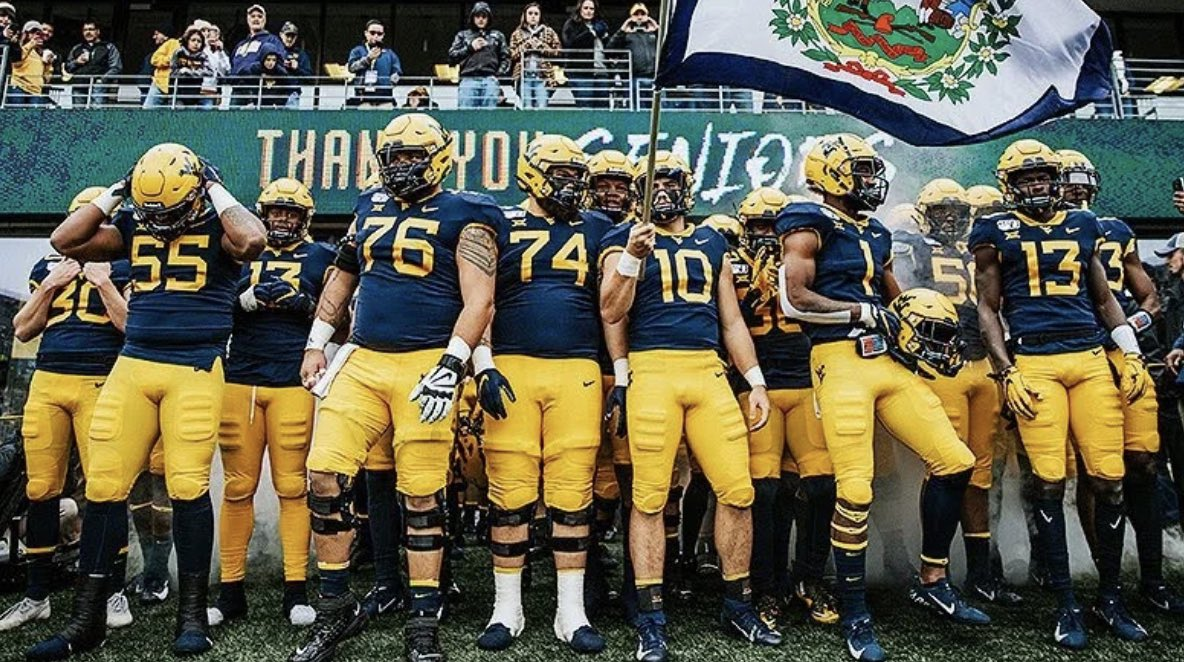 Beyond Blessed to receive an offer from West Virginia University!