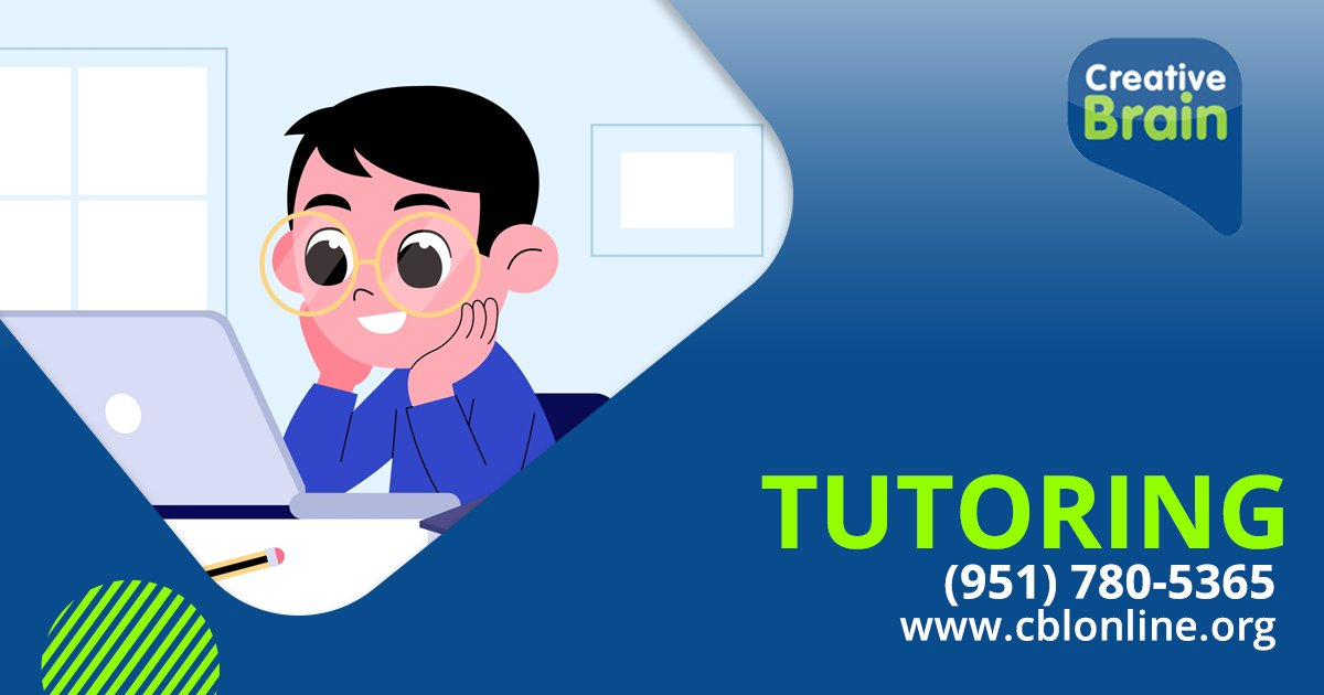 We believe that every individual has different learning progress. That's why  our tutoring is customized to each individual student.  #tutoring #education  Call us at (951) 780-5365 / (888) 673-2171  https://t.co/EZ5kJqmNs3 https://t.co/PFo9su2upH