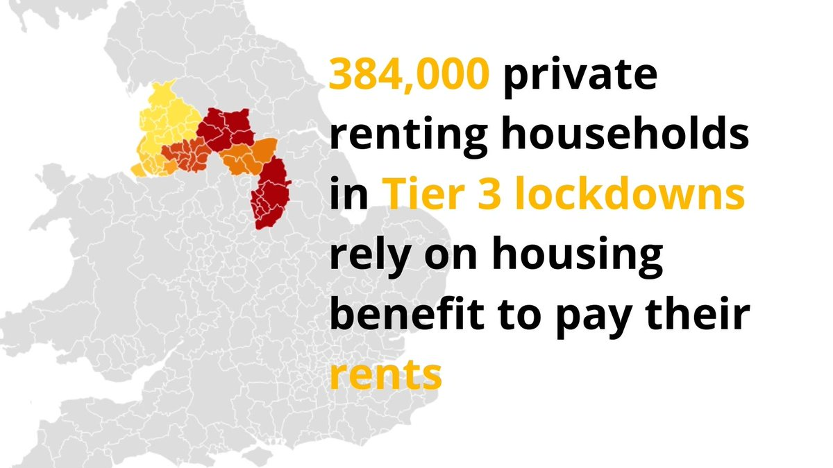 Many of these private renters will face reduced incomes, redundancy, and falling into debt with their landlords. Join our call on the Government to support these renters to pay their rent and protect them as we enter another wave of coronavirus. Sign our petition below 🏠