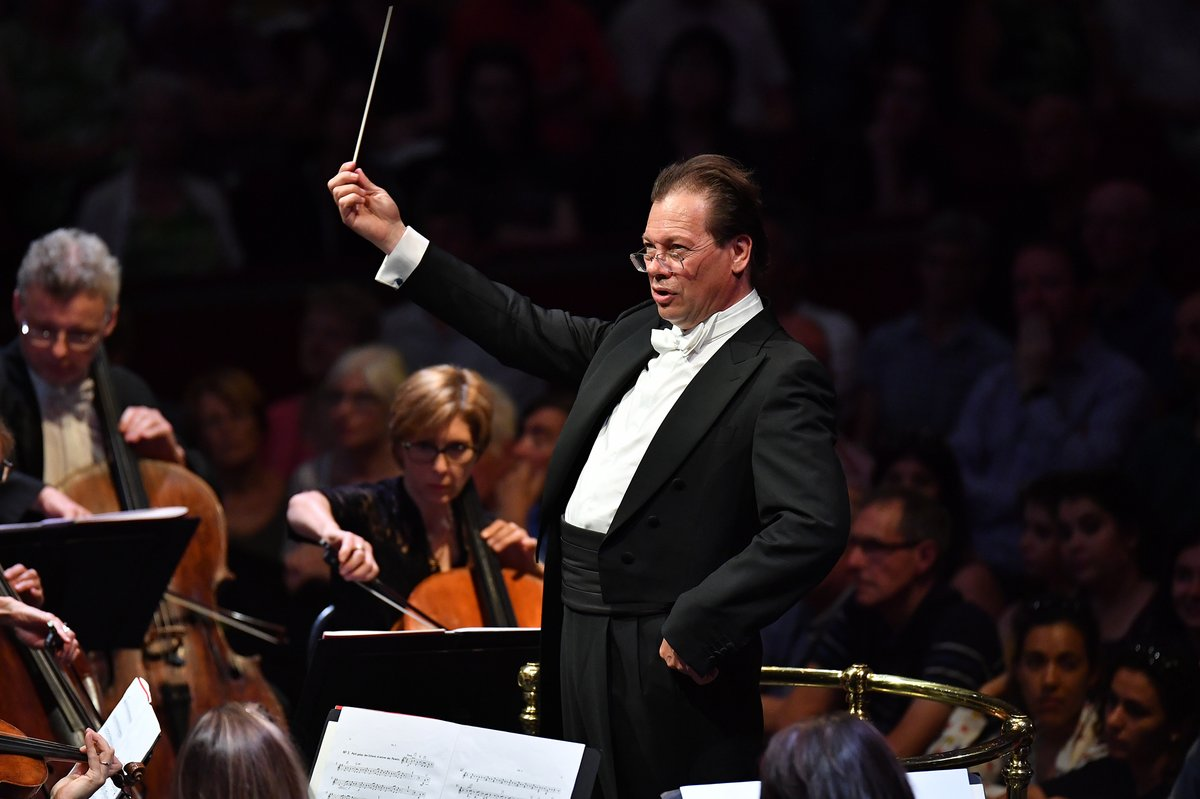 We are saddened that Russian conductor Alexander Vedernikov has passed away. He was a great friend of @BBCSO appearing with them many times including at the Proms. He will be dearly missed by many.