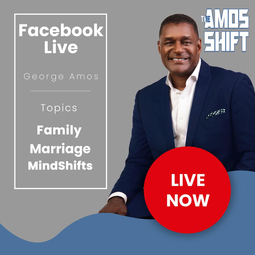 I'm live now on Facebook! Join in on the fun!  #theamosshift #georgeamos #business #mindset #mindsetiseverything #mindsetmatters #woffamily #bishopdalebronner #god #success #lifechanging #atlanta #tv #entrepreneur #entrepreneurship #motivation #inspiration #goals #change #mindshi https://t.co/6vCe6UxcX0