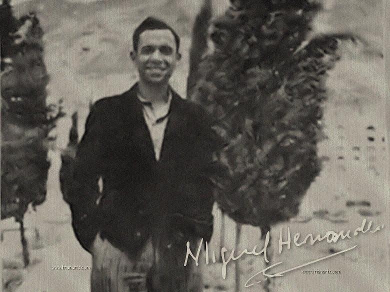 El rayo de Miguel Hernández es luz que no cesa. Nació en Orihuela -su tierra y la nuestra-, Alicante, 30 de octubre de 1910. Murió el 28 de marzo de 1942, en la enfermería de la prisión alicantina, eran las 5.32 de la madrugada del 28 de marzo de 1942; sólo tenía 31 años. https://t.co/DNkeHeUs52 https://t.co/CwFRacF4JK