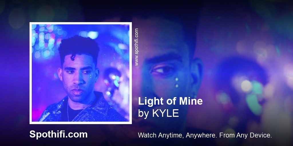 Light of Mine by KYLE https://t.co/CPYYj2pLZF #LightofMine #KYLE #music #musicvideo #listen #free https://t.co/07IMkWnUAD
