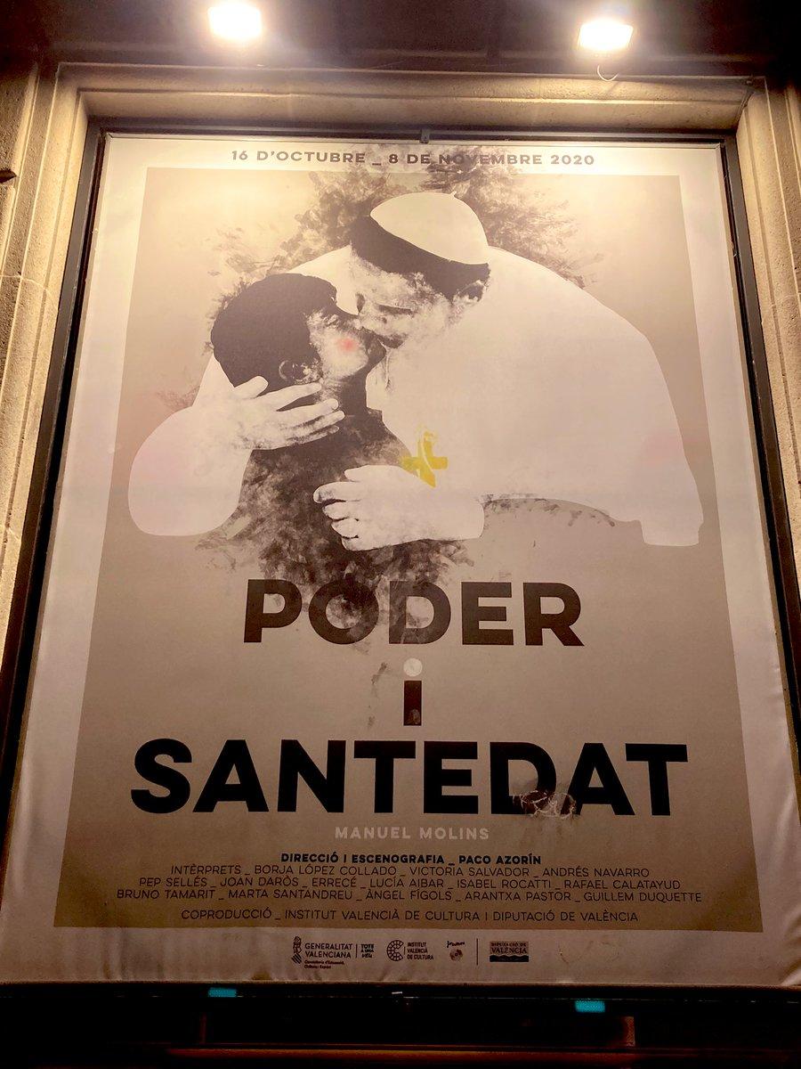 L'amor no pot ser mai pecat! #PoderISantedat #CulturaSegura @GVAivc https://t.co/egrrpDxcX0