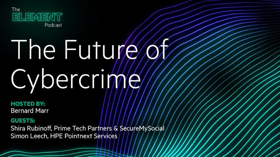 Via @hpe - #Ransomware attacks are on the rise, including #hospitals. #Cybersecurity experts @Shirastweet & @DigitalHeMan discuss pressing cybersecurity issues w/ @BernardMarr  in a new #ElementPodcastStudio https://t.co/uoabTqZ6YP #CybersecurityMonth #hpeinfluencer https://t.co/FM2XfafFKs