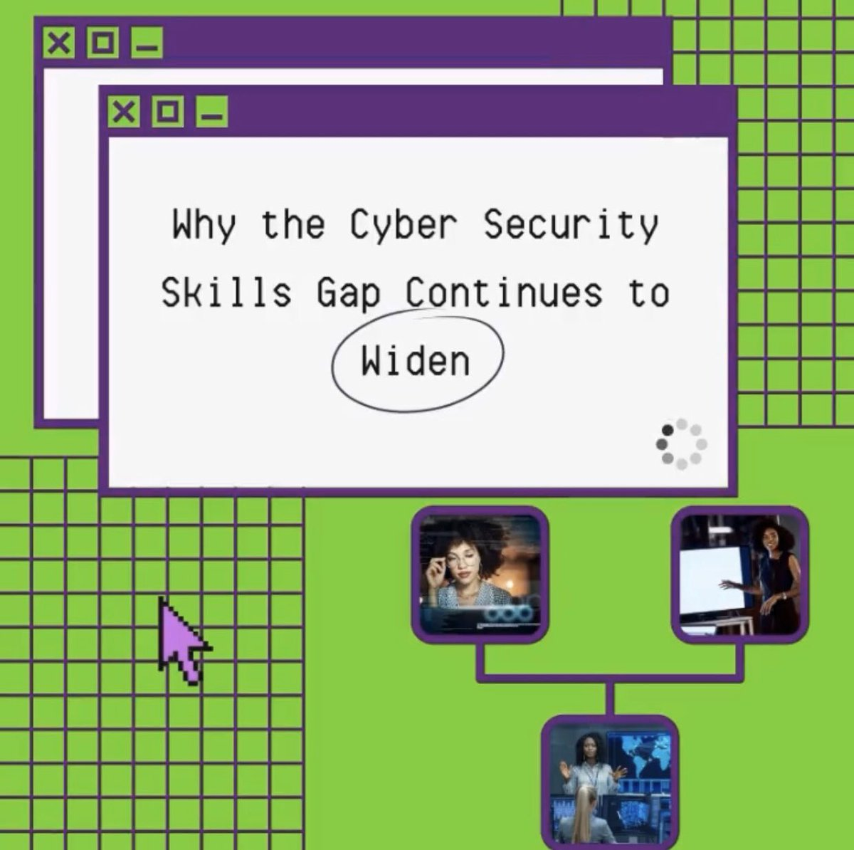 Are #CyberSecurity fields lacking professional development and skill training on the job? What do you think about the current skills gap? #techtalk https://t.co/MIVGluA0Ny