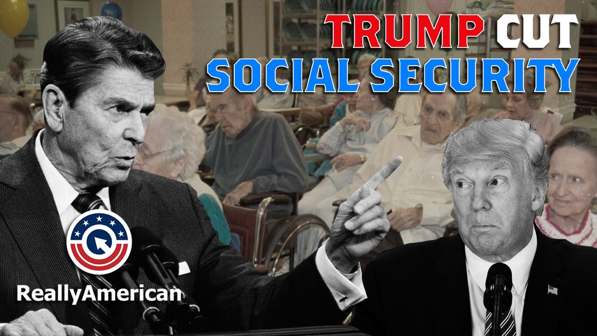 If he's indifferent to their deaths from Covid why would we think he cares about their financial security? #TrumpCutSocialSecurity
