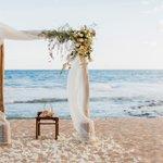 Image for the Tweet beginning: It's always wedding season in