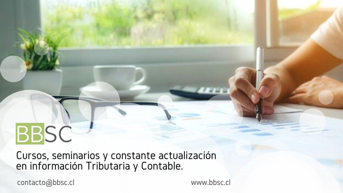 Nosotros educamos a nuestros clientes, respecto a materias tributarias y contables. Contáctenos en contacto@bbsc.cl - +56 9 8139 3599 - https://t.co/rcJBdYaBgE #AsesoriaTributaria #Asesoria #Contabilidad #BBSC #Santiago #Chile #profesionales https://t.co/2oTNeoR9rN