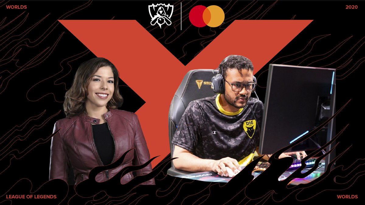 Aphromoo - I've partnered with Mastercard to thank you, the fans, for a decade of @LoLesports support. Follow @MastercardNexus to see when my exclusive digital #Priceless experience for Mastercard cardholders drops on  Limited time offer. T&C's apply.