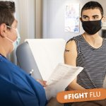 Image for the Tweet beginning: #HCPs: New guidance on #flu