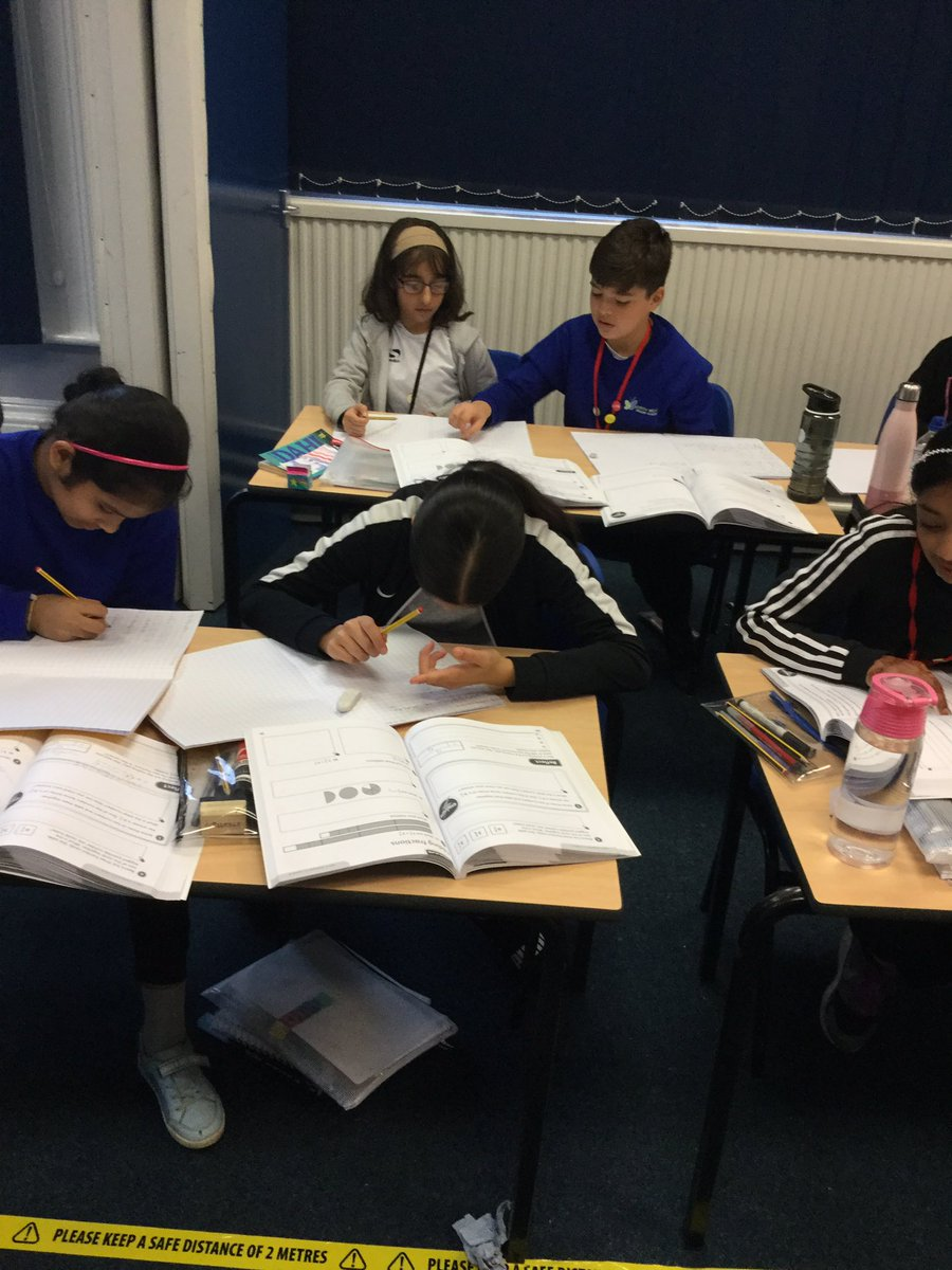 6H have exercised their #optimism character muscles this week. They were optimistic in their ability to solve problems involving adding and subtracting fractions and optimistic that they could improve their scores in our fitness tests. 💙 #maths #couchto2k #tmet https://t.co/913bJOxQid