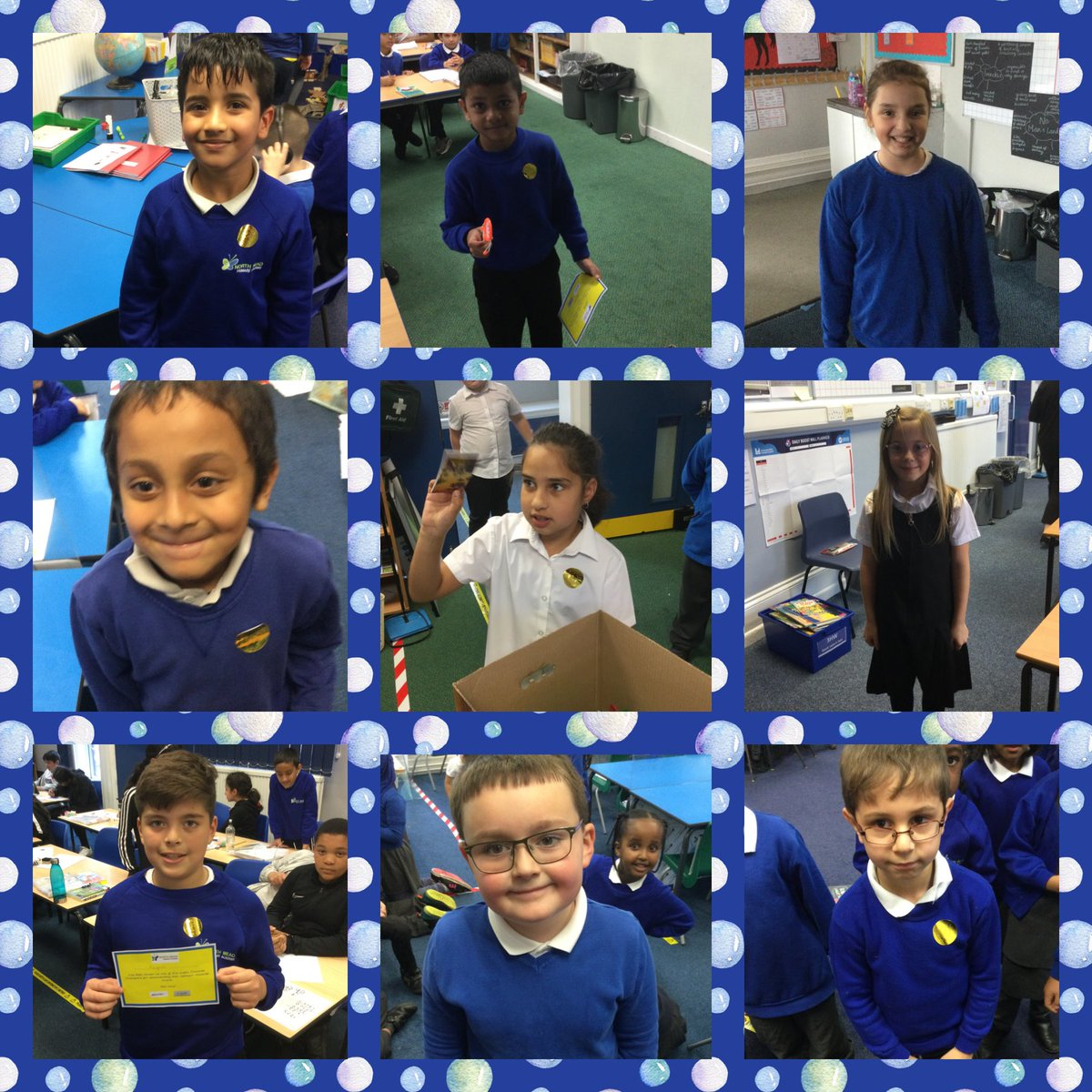 #TeamNorthMead 💙 are very proud of this week's Character Champions for demonstrating their #optimism character muscles. 💙 #tmet https://t.co/I27U7h54IV