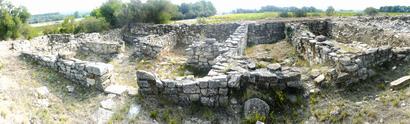 Vestiges de l'oppidum de Pech de Maho à Sigean (Aude).  #Patrimoine #MonumentHistorique 👉 https://t.co/MXwG1fe05N https://t.co/pYmZDAP3ft