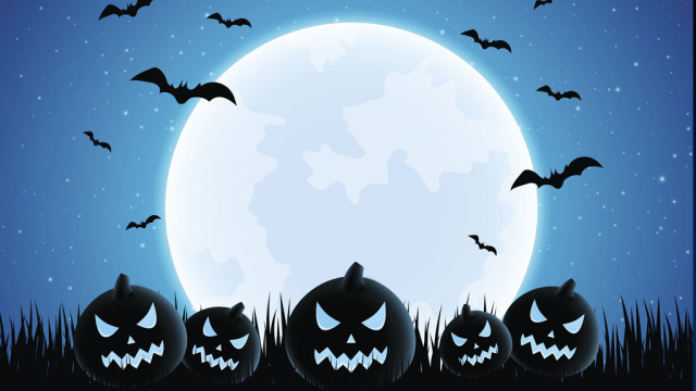 How often does a Blue Moon land on Halloween, you may ask?  Depends. It could be November 1 for you, while time zones to your West are still trick-or-treating. Back in the 20th and 21st centuries, the USA saw eight Halloween Blue Moons: 1906 1925 1944 2020 2039 2058 2077 & 2096.