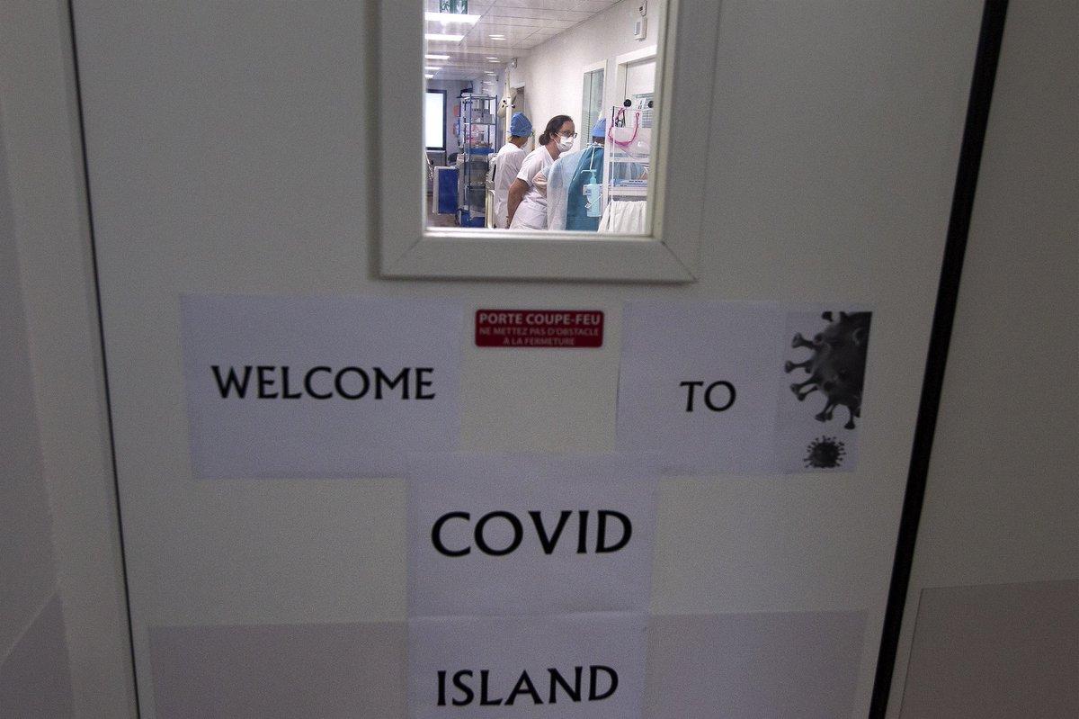 #Gard #Occtianie Covid-19. Dix décès supplémentaires dans le Gard, les hospitalisations encore en hausse https://t.co/GmhYJz3pqp https://t.co/iI55pKVqRz