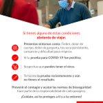 Image for the Tweet beginning: Recuerda que la prevención y
