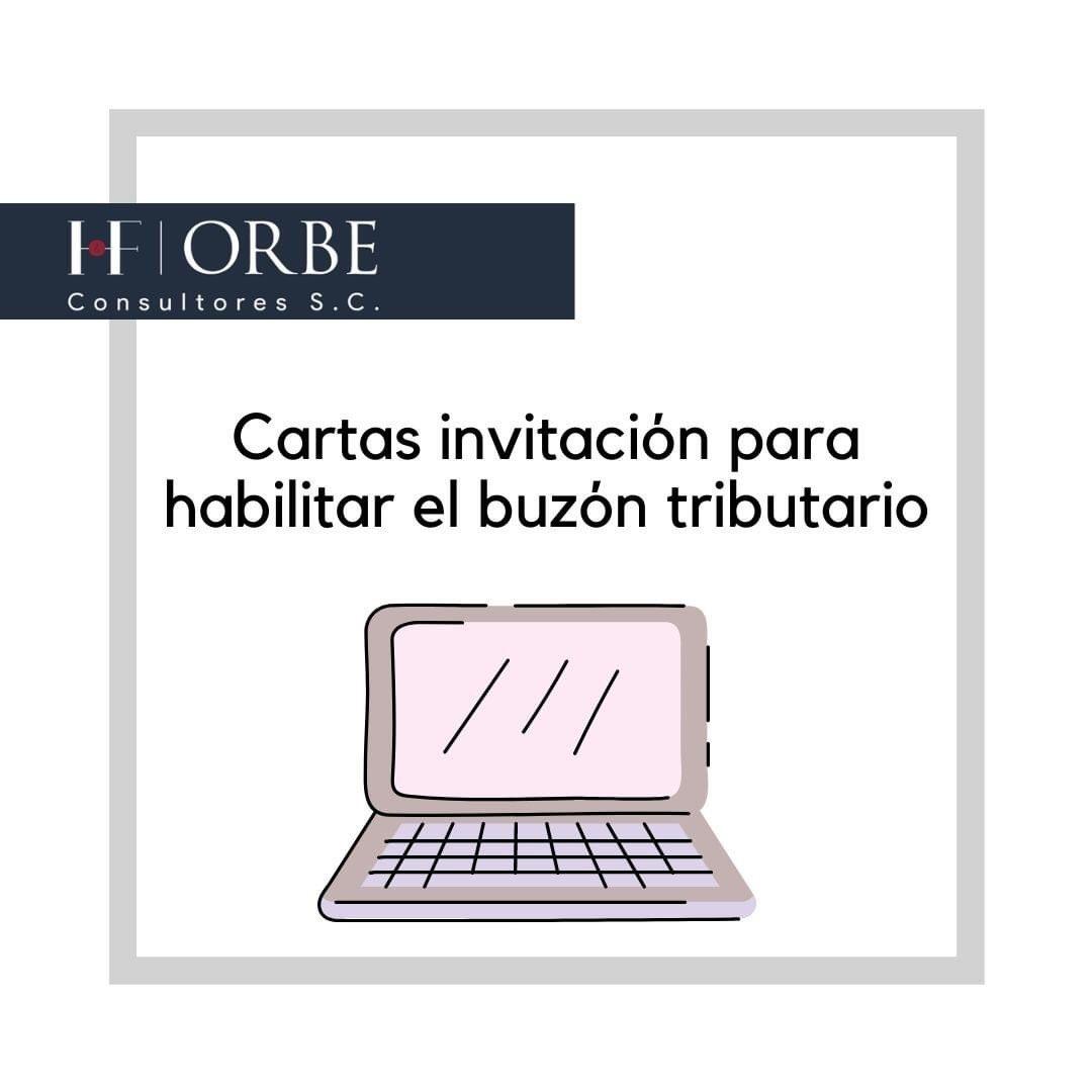 ¿Recibiste una invitación por parte del SAT para habilitar tu Buzón Tributario? Nosotros te decimos si es obligatorio. 👇📬🧑💻 #Mexico #GDL #Jalisco #AsesoriaLegal #AsesoriaFiscal #AsesoriaYConsultoriaEnComercioExterior #Abogados #Contadores #profesionales #LCP #HYFORBECONSULTORES https://t.co/lfILuVDSWV