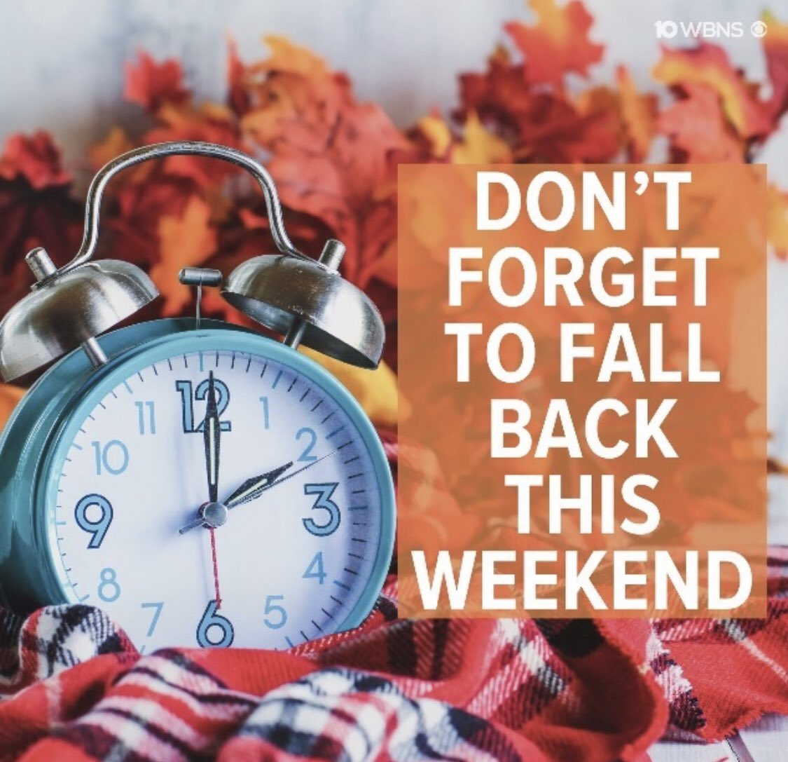 Whether you want an extra hour of 2020 or not... 😏 #FallBack #10TV https://t.co/1cHlcYhPBR