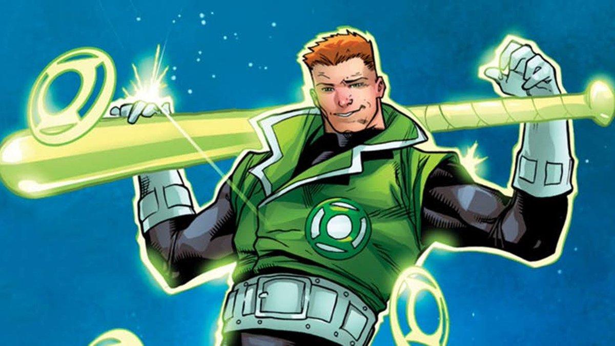 Lanterna Verde | Finn Wittrock, de AHS, será o protagonista da série