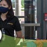 Image for the Tweet beginning: Enhanced cleaning helps ensure passengers