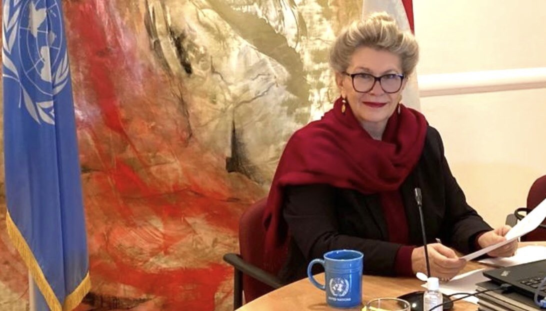 Chairing a truly exciting interactive dialogue w/ President of the Human Rights Council @UN_HRC Amb.@tichy_e . Sofar the most popular dialogue with the longest list of member states taking the floor. #humanrights #HumanRightsViolations https://t.co/3epguyDyoQ