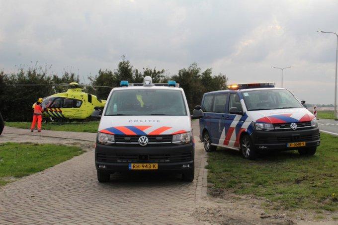 Getuigen gezocht na dodelijk ongeval met Honselersdijker https://t.co/hj8qp2S07X https://t.co/g4I8TFMKL2