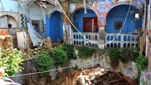 Ça me fait mal au cœur de voir le patrimoine algérien en ruine... https://t.co/W1thBcZUkV